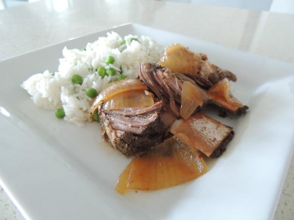 Allison Schaaf's Slow Cooker Curried Short Ribs Recipe