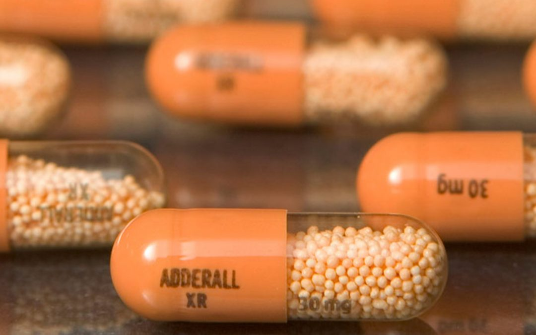 Don't Become A Victim of Adderall
