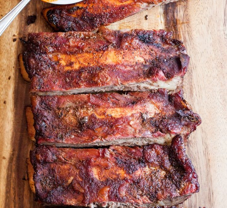 Memphis-Style Barbecue Beef Back Ribs Recipe
