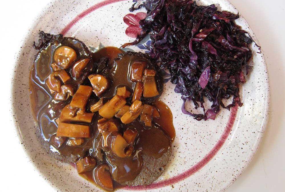 Celeste Longacre's Fried Liverwurst  Recipe