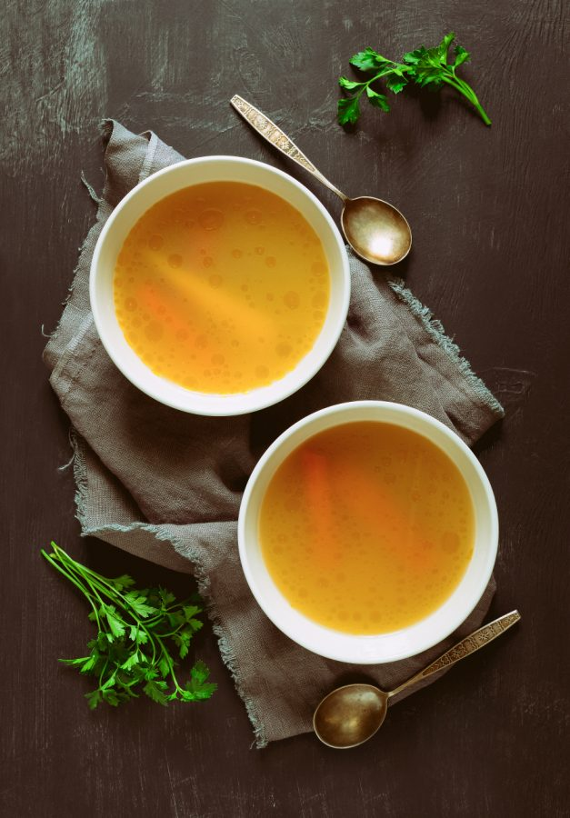 Bone Broth, Natural Sleep Remedy