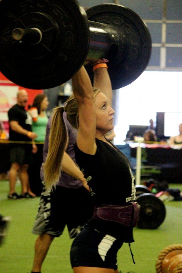 Maureen Quinn Strongwoman