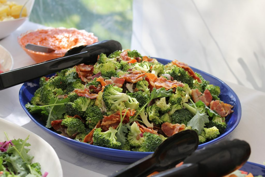 broccoli bacon