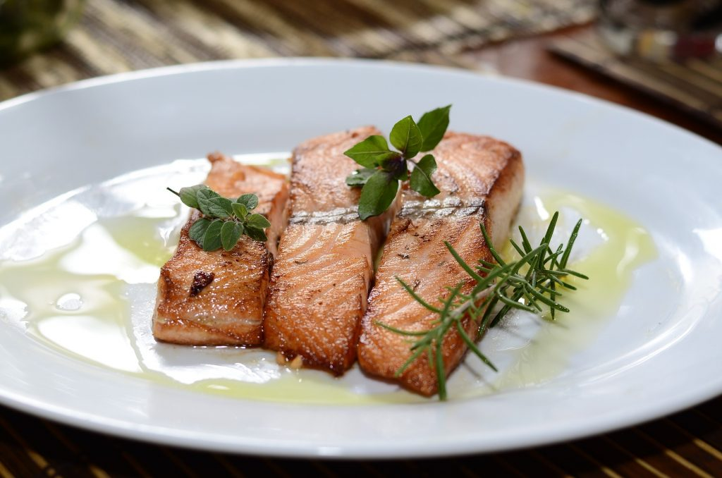 Omega-3, rotation diet, salmon