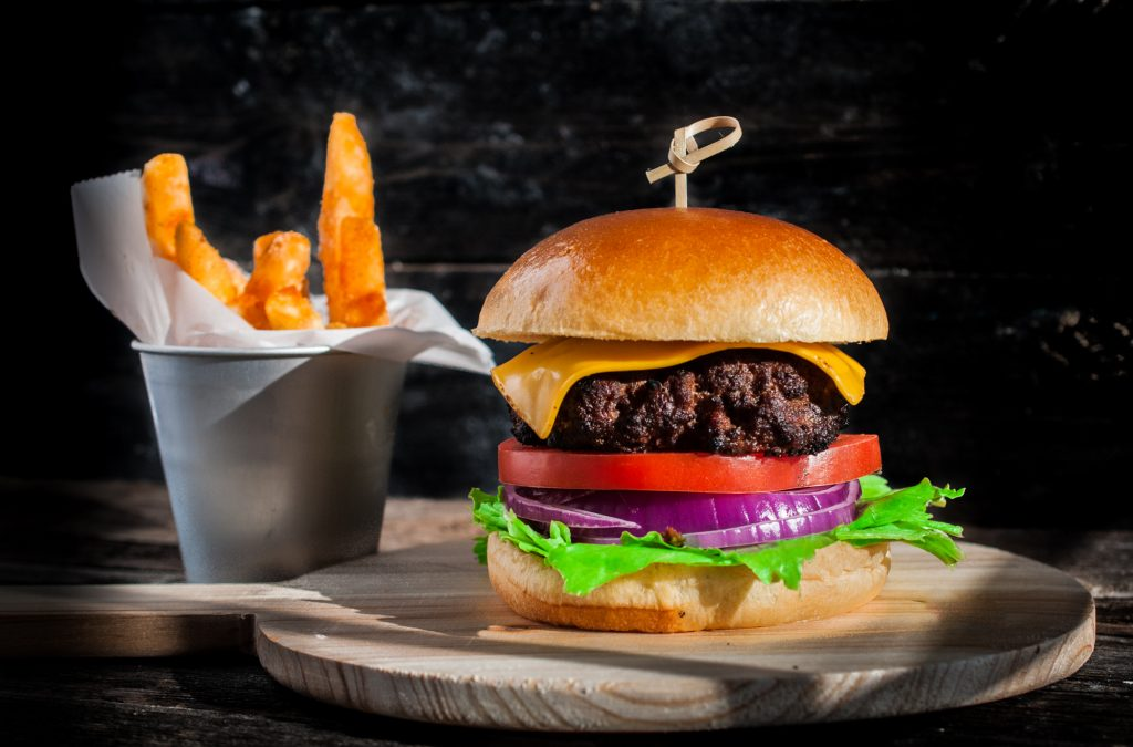 Toluca Burger