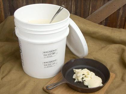 Nutrient Rich Beef Tallow: Rendering, Usage and Storage