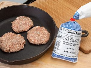 Sugar Free, Pork Breakfast Sausage