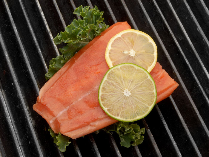 meal plan, wild-caught sockeye salmon