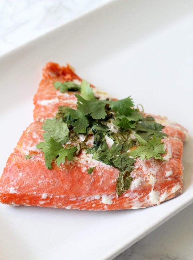 cilantro lime salmon, supplements