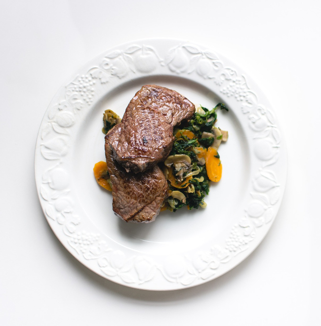 ketogenic diet, steak
