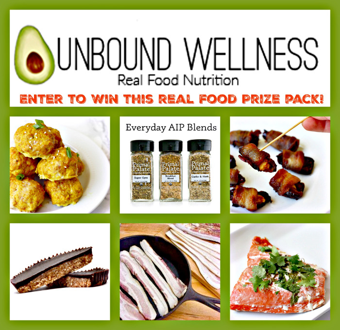 Unbound Wellness Prize Pack