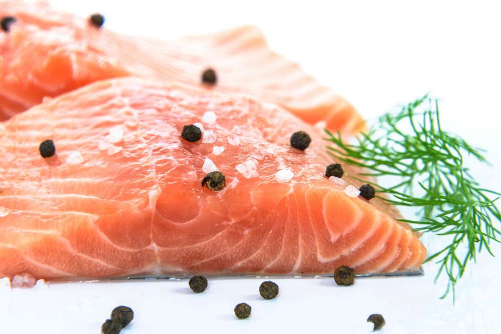 better sleep, autoimmune diet, seafood, salmon, aip