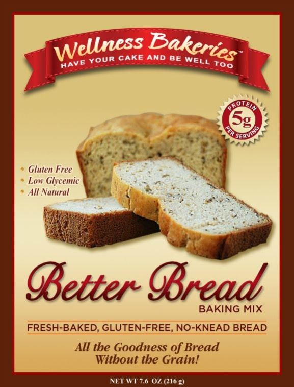 wellness bakeries, healthy flours
