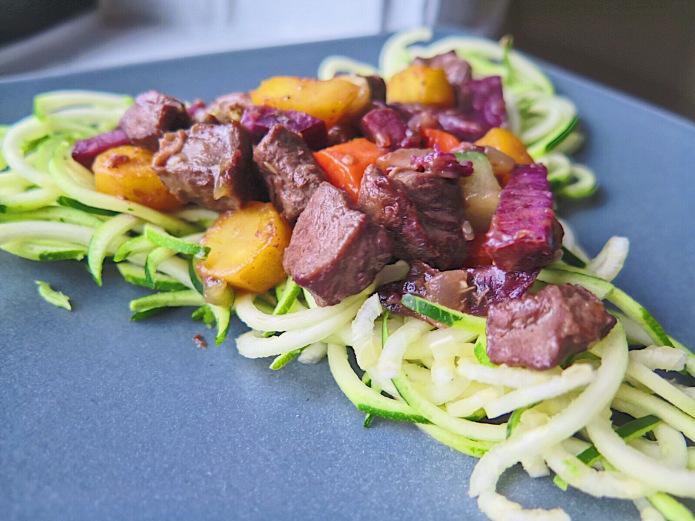Beef Heart Stir Fry Recipe