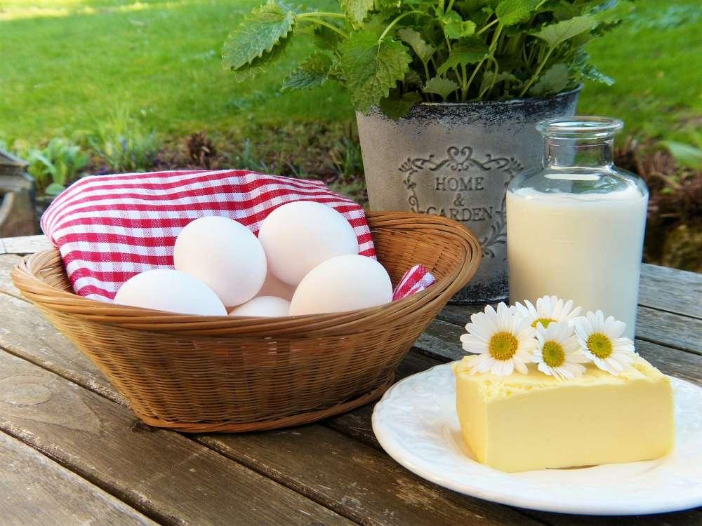 Grass-fed Butter, healthy fats, CLA
