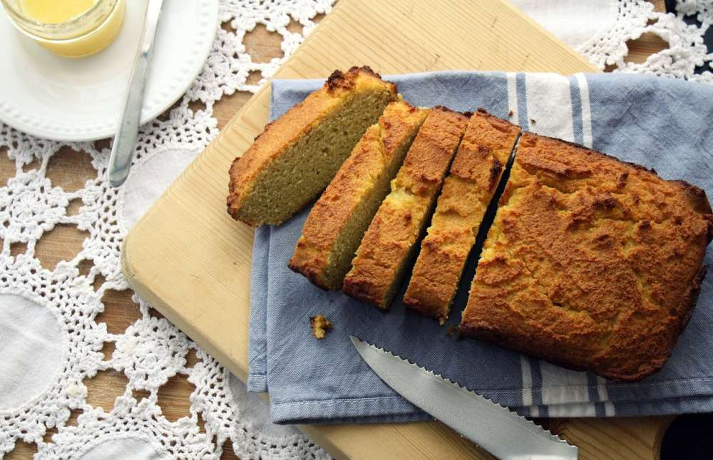 healthy flours, gluten free, baking,