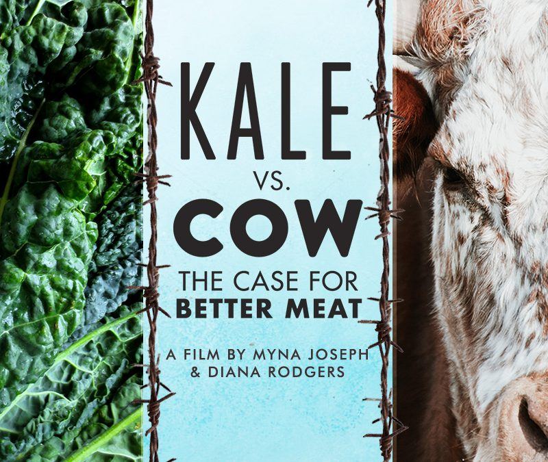 Kale vs Cow: The Case For Better Meat