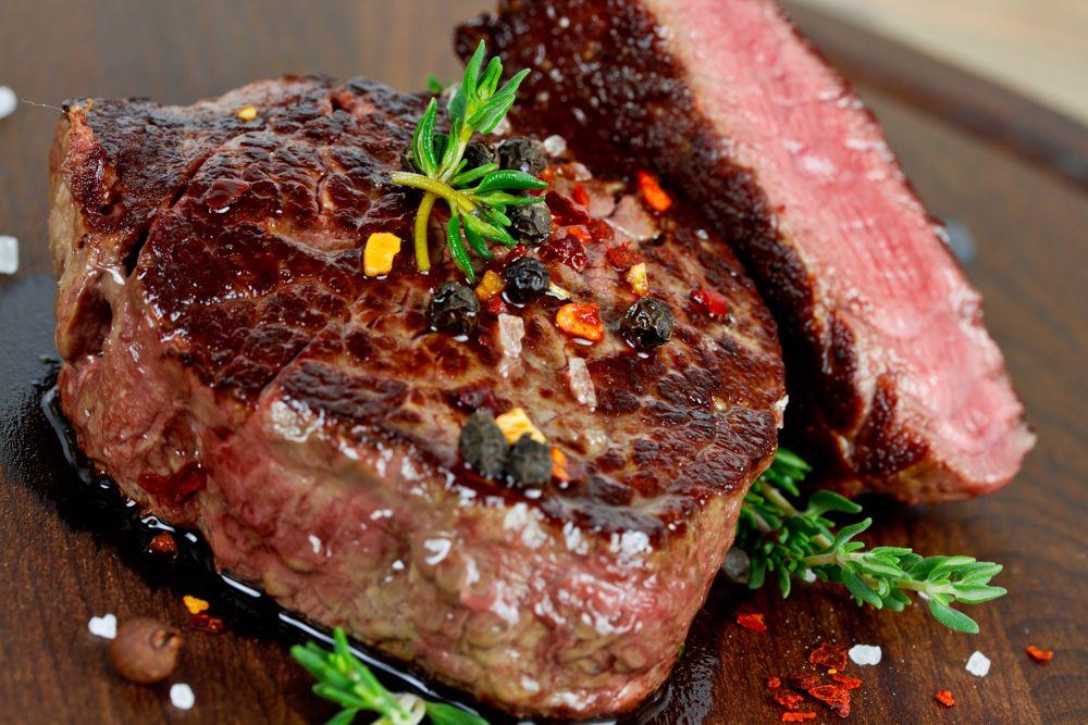 carnivore diet, filet mignon, steak, grassfed beef