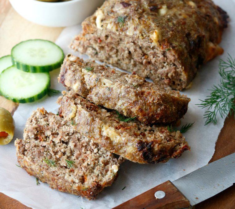 Greek Meatloaf Recipe