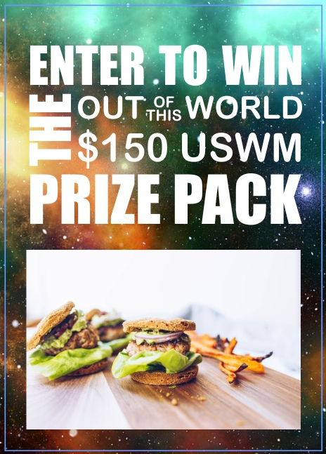 Enter To Win – Out Of This World USWM Prize Pack
