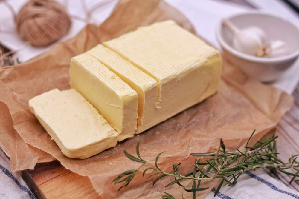 Grass-Fed Butter, dairy fats