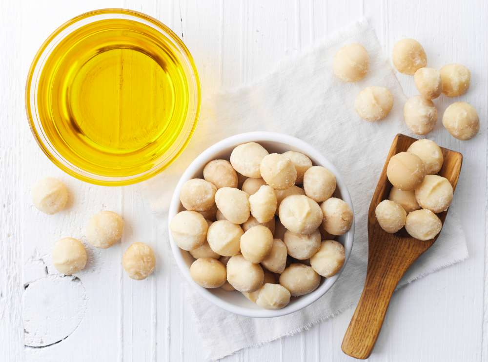 Macadamia oil is the secret oil you need in your pantry.