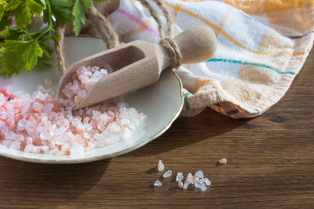 "The unrefined, primordial salt that our ancestors consumed is very different than the bright white, free-flowing ""table salt"" found in grocery stores and packaged foods."