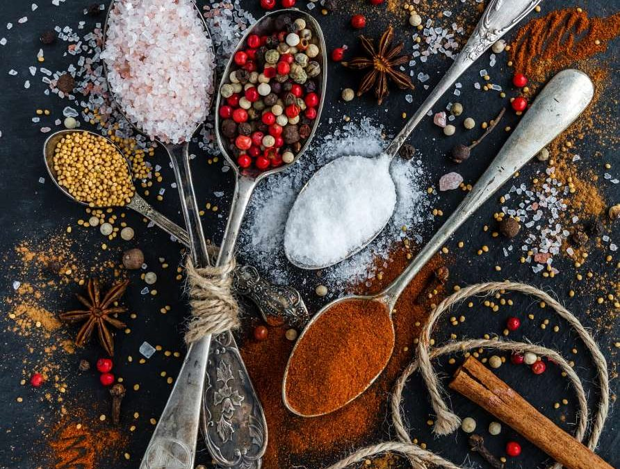 Add Flavor & Health Benefits To Your Food With Spices