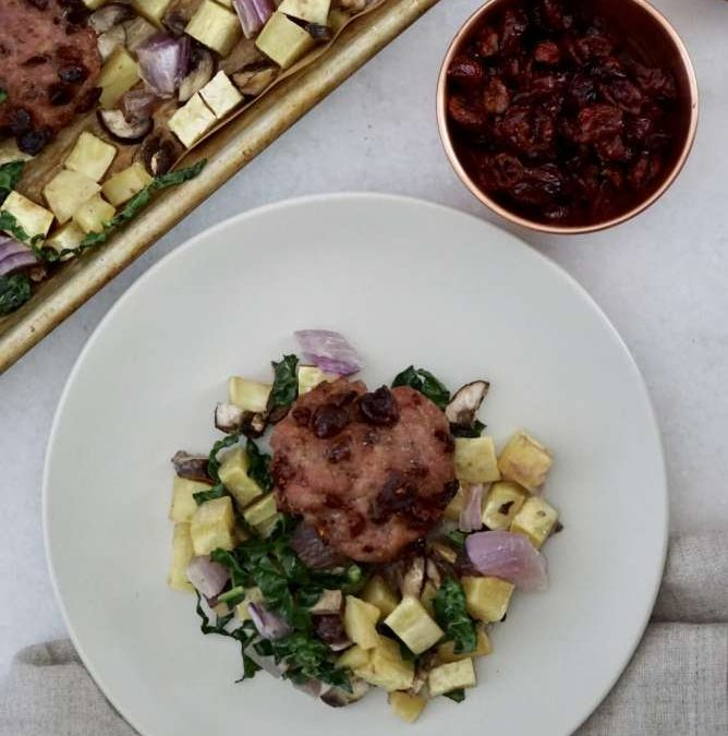 AIP Pork Sheet Pan Breakfast Recipe