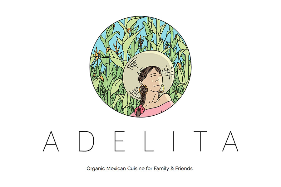 Adelita Logo