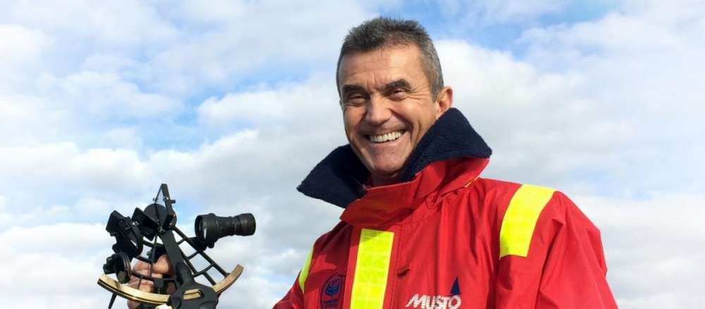 Istvan Kopar, Golden Globe Race, GGR