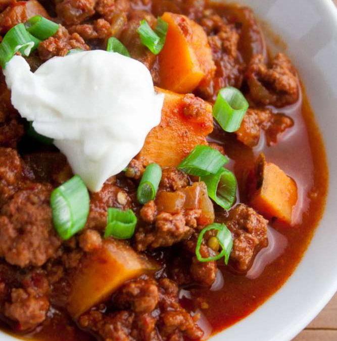 Spicy Korean Chili With Kimchi Recipe