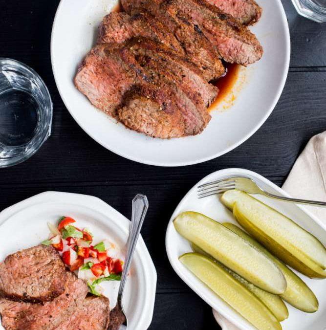Santa Maria Tri-Tip Steak Recipe