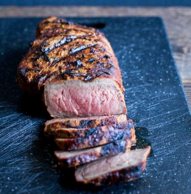 Seasoned London Broil Recipe