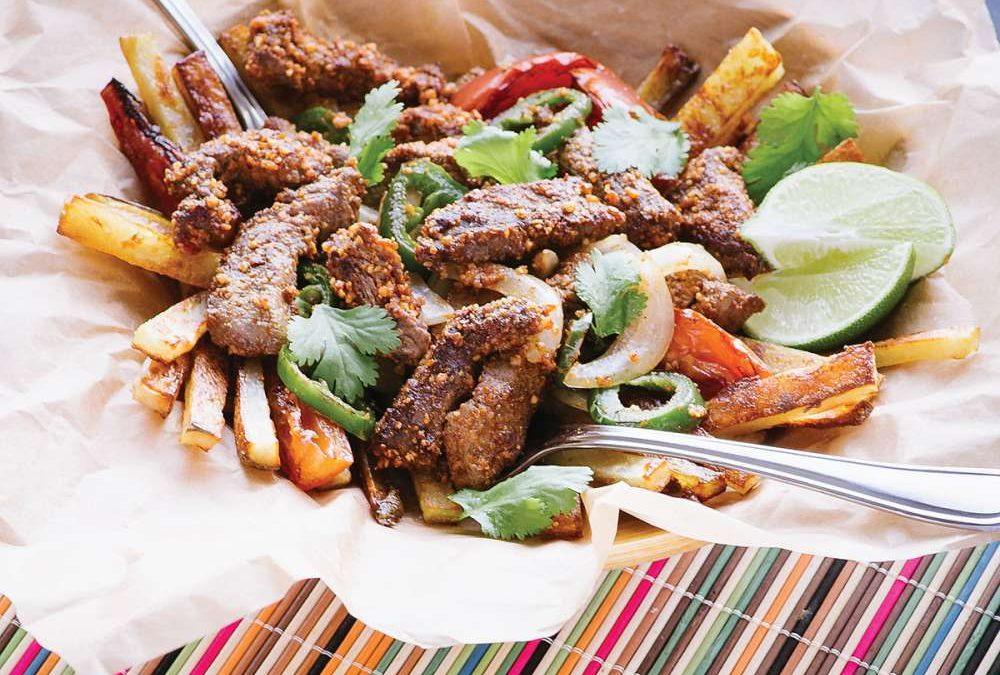 Spicy Nigerian Beef Recipe