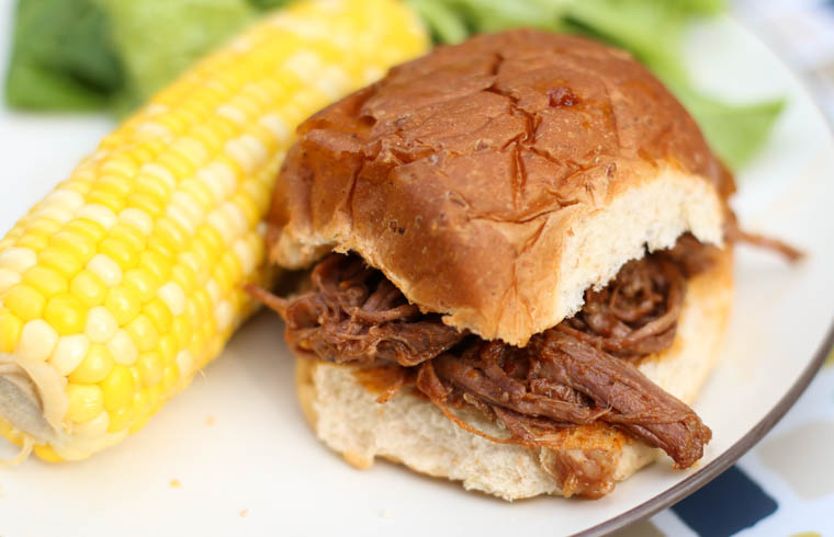 Shredded BBQ Beef