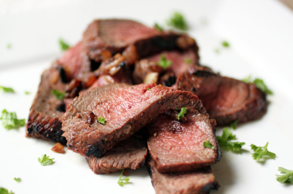London Broil With Balsamic Marinade Recipe