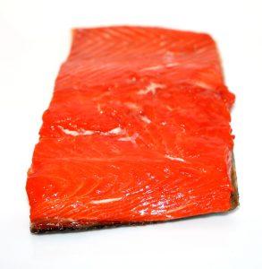 wild alaskan salmon