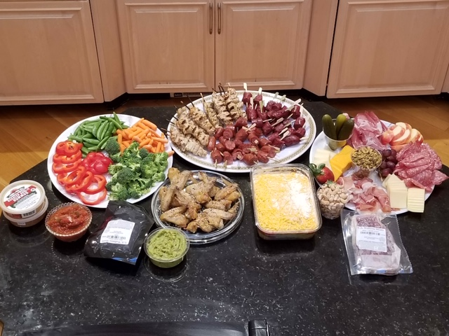 superbowl meal, organic food sources