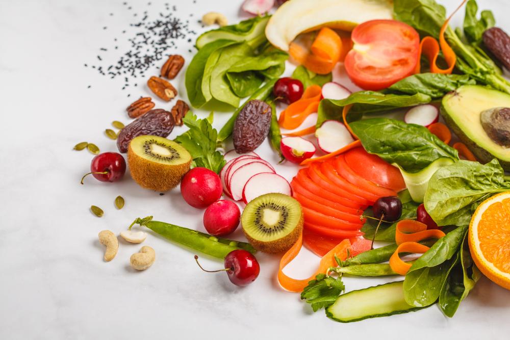 vegan diet, vegetarian