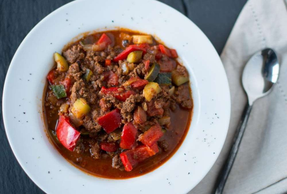 Spicy Elk Chili Recipe