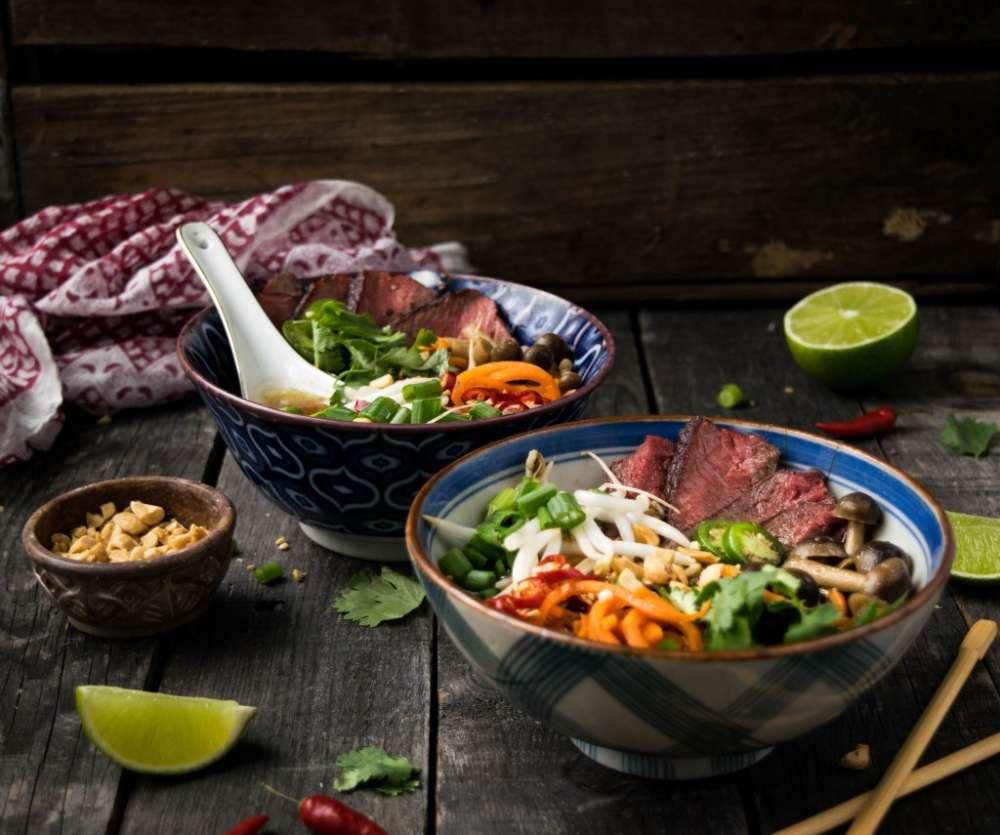 pho, vietnamese, recipe