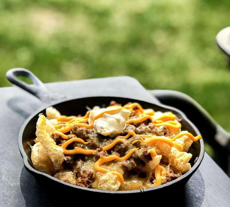 Loaded Carnivore Nachos Recipe