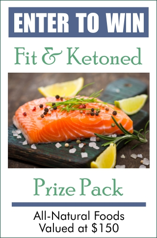 Enter To Win – June 2019 USWM Fit & Ketoned Prize Pack