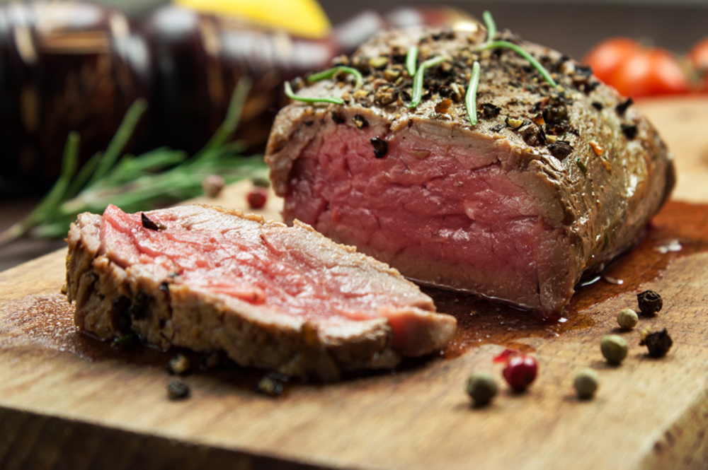 Savory Beef Tenderloin With Horseradish Sauce Recipe