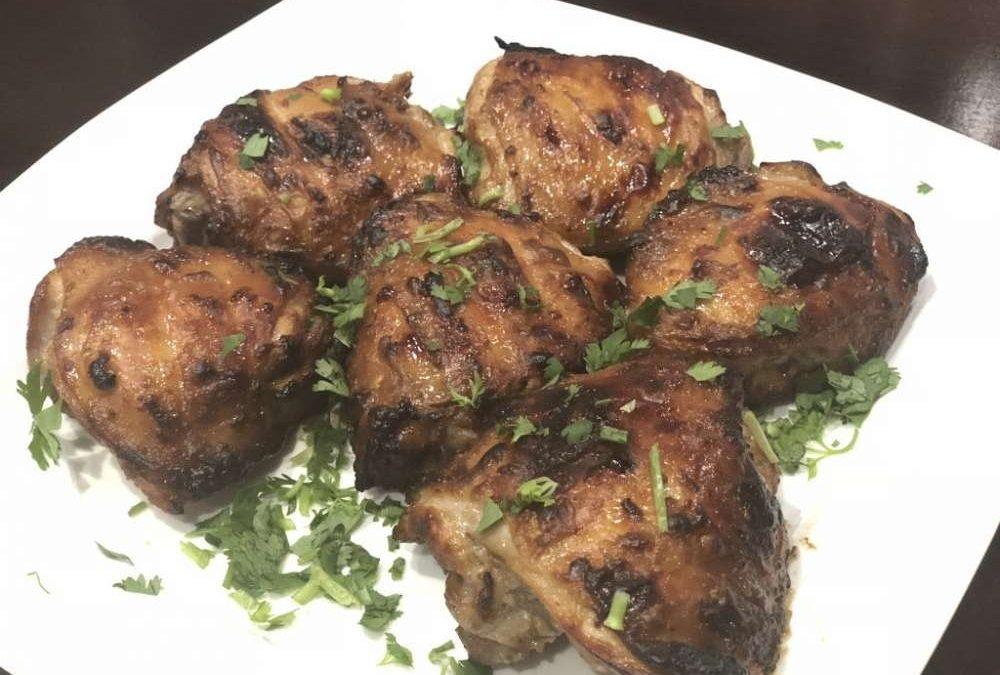 Paleo Thairibbean Chicken Recipe