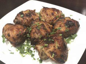 Paleo Thairibbean Chicken