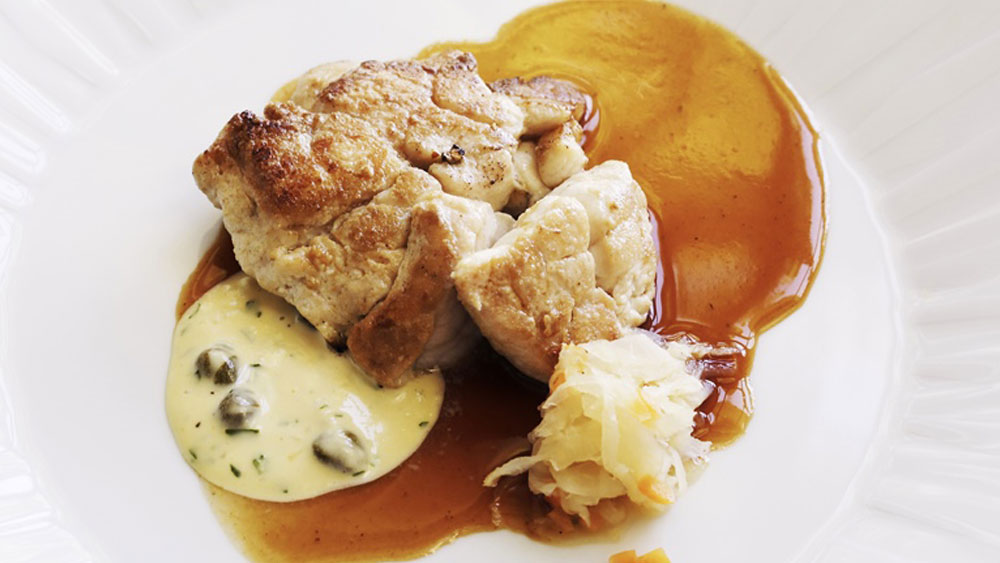 Veal Sweetbread Recipe