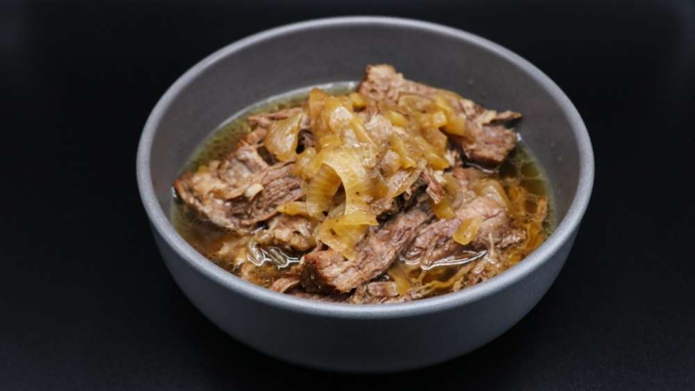 Coffee Pot Roast Recipe