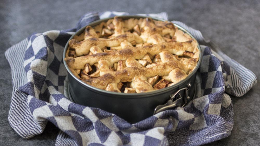 Lard Pie Crust